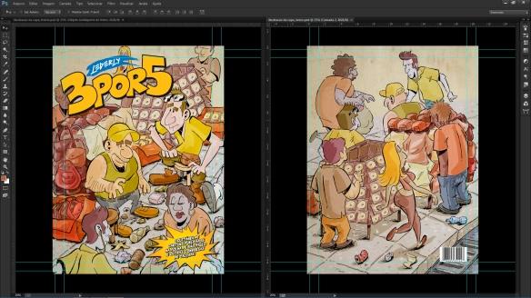 colorindo a capa 04