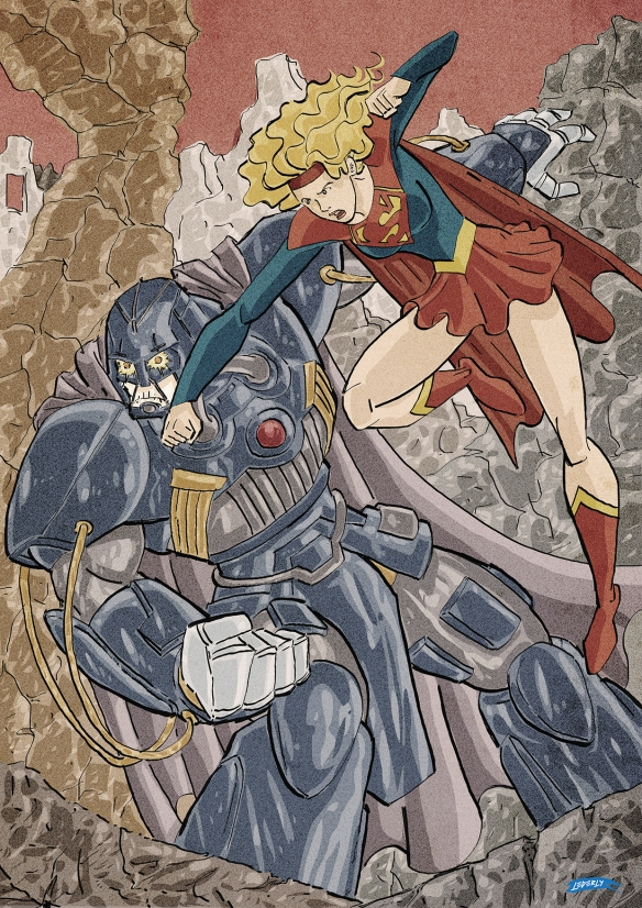 12 supergirl vs antimonitor 04