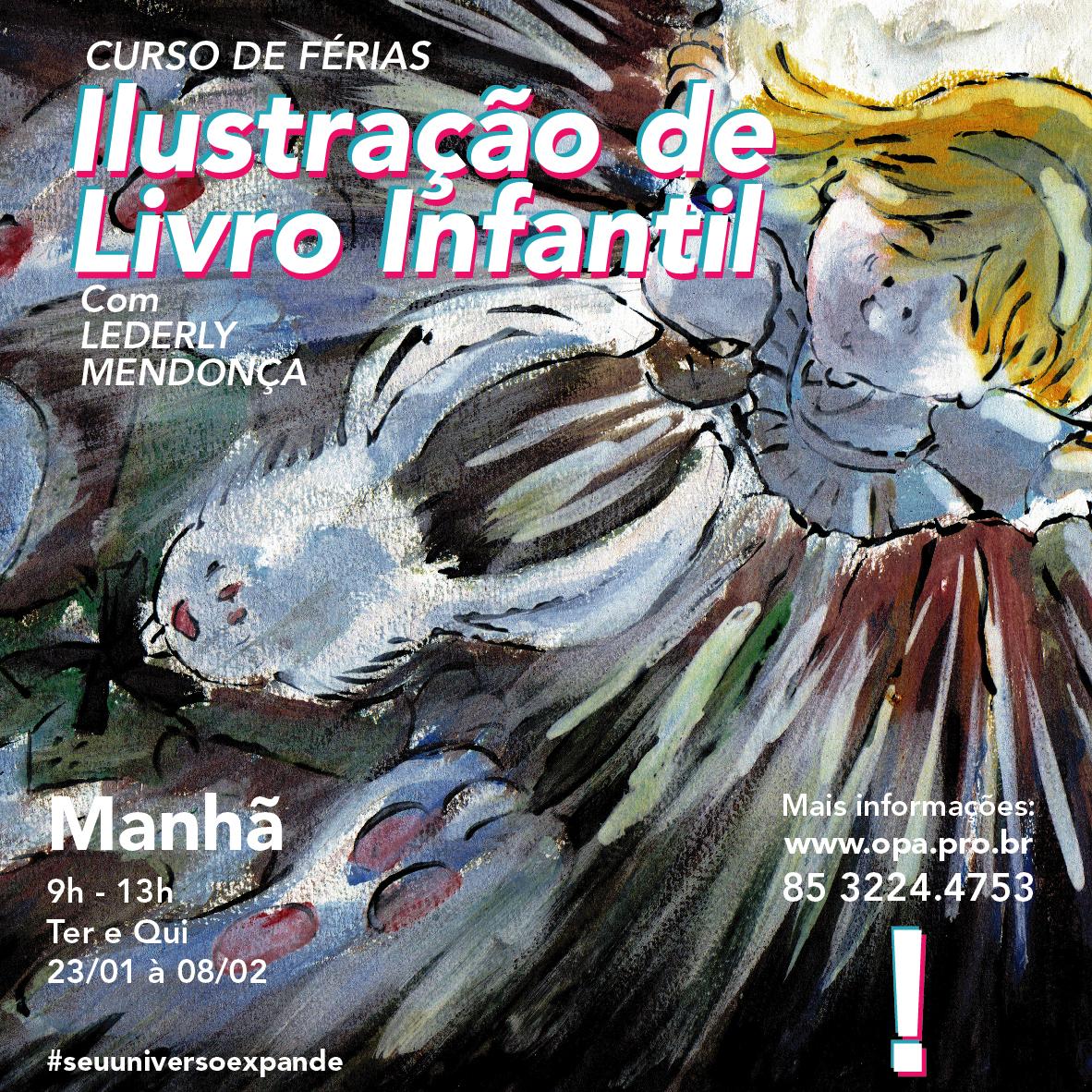 anuncio curso ilustracao de livro infantil_Prancheta 1
